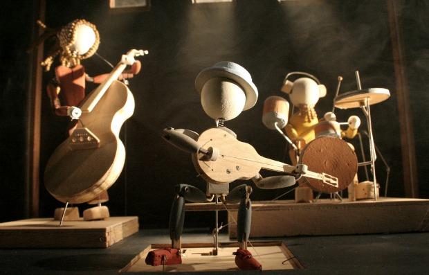 2012 International Festival of Puppet Theater.