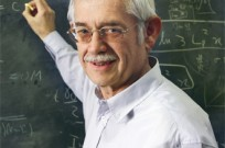 Prof. Jacob Bekenstein (Photo: Sasson Tiram)