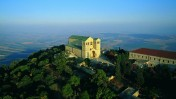 Church of the Transfiguration, Mount Tabor. Photo courtesy of Israel Ministry of Tourism