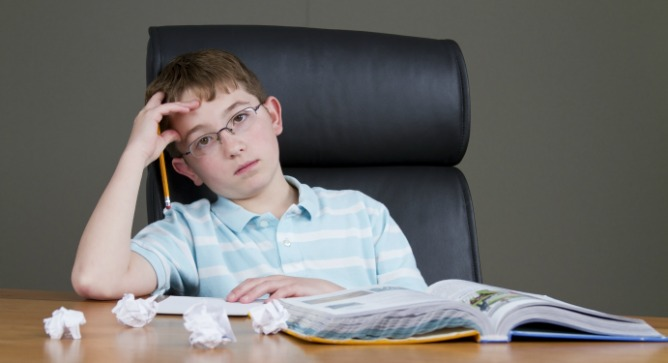 sCoolWork aims to take the pain out of schoolwork, enabling the students to focus on learning and developing their skills. Photo by www.shutterstock.com
