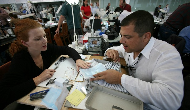 Israel is the fourth-largest diamond market in the world.