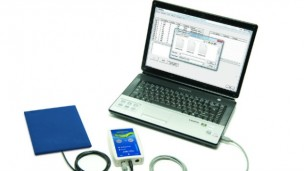 MDwave therapist unit and PC.