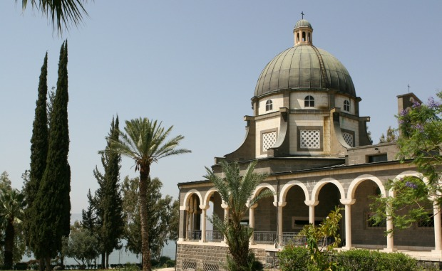 Mount of Beatitudes. Photo by www.shutterstock.com