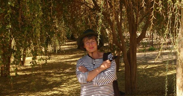 Sarah Sallon's institute investigates healing properties of Israeli plants.