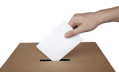 Pressure on Election Day can influence people on how they cast their ballot. (Shutterstock.com)