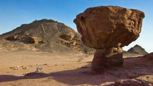 Lonely Planet says time is running out to experience the Negev Desert as nature intended. (Shutterstock.com)