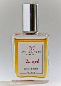 Zangvil is one of her signature scents.