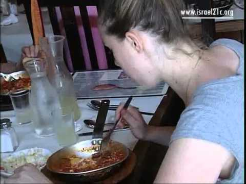 Lonely Planet features breakfast in Jerusalem