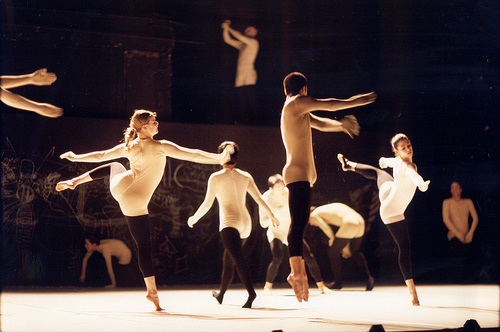 The Batsheva Ensemble is responsible for cultivating the next generation of dancers in Israel.