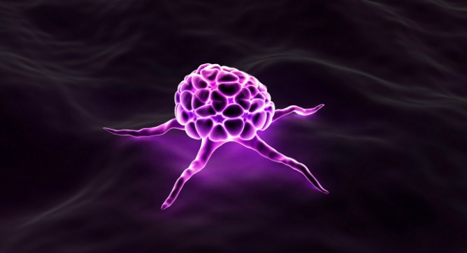 Israeli scientists target cancer cells with nanotechnology. Image via Shutterstock.com