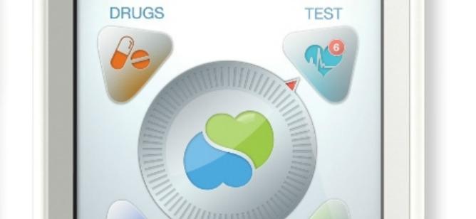 LifeWatch V medical smartphone