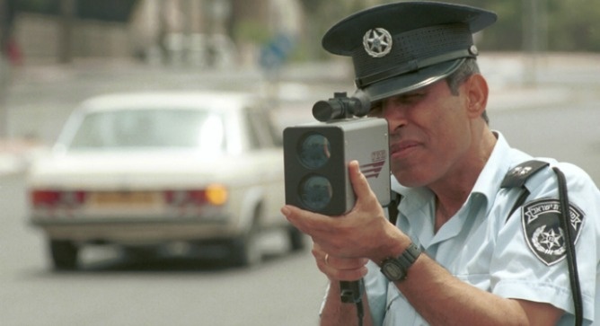 Pace-O-Meter could keep drivers safe from speeding tickets – and worse. Photo by Nati Shohat/Flash90