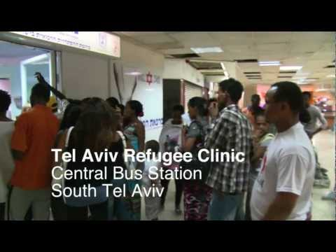 A shot in the arm for refugees in Israel