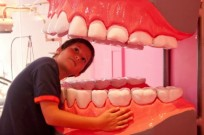 MadaTech's Science of the Smile exhibition.