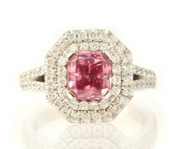 The Prosperity Diamond ring costs $1 million.