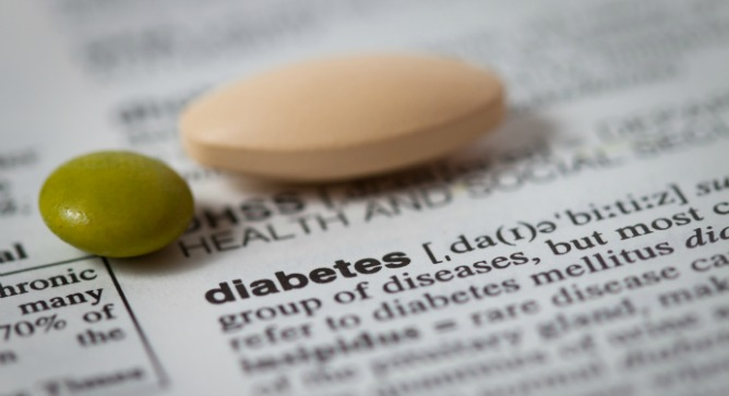 Swallowing a pill is much more palatable for diabetics than getting an injection. Photo via Shutterstock