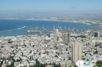 Haifa Bay will be getting a new port. Photo by Uria Ashkenazy/Wikimedia Commons.