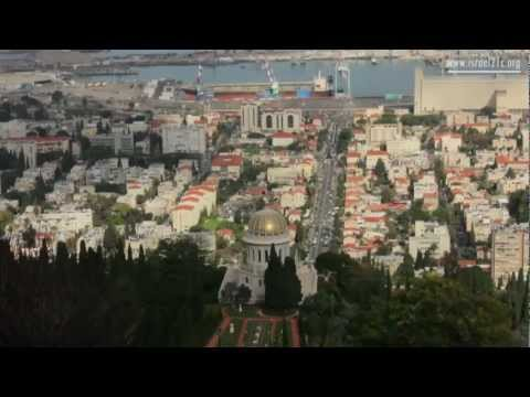 Postcard from Israel – Haifa