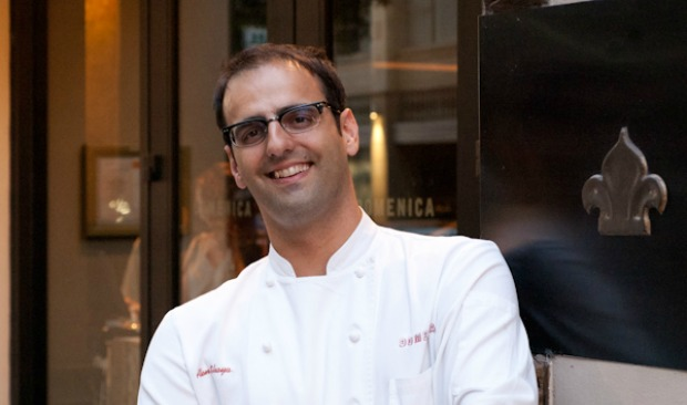 Domenica chef Alon Shaya. Photo by Will Blunt/StarChefs.com