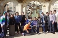 The Yeshivah of Flatbush group with Associate Principal Sari Bacon, far right.