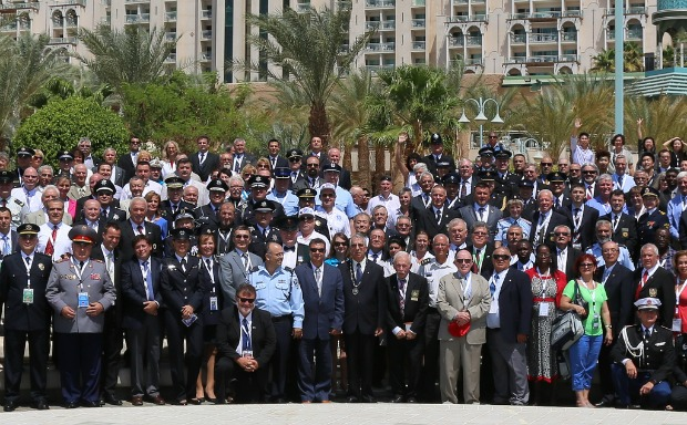 Sharon was elected during the IPA's 20th World Congress in Eilat at the end of 2012.