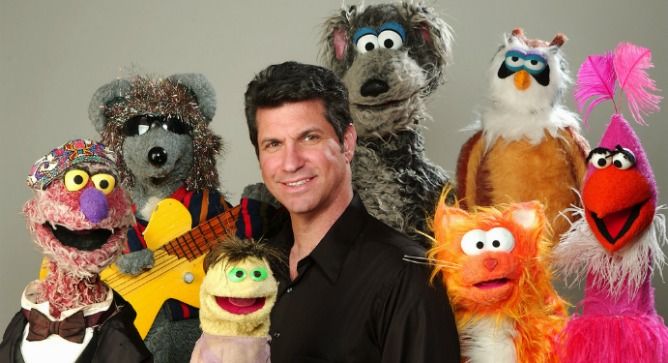 Len Levitt is behind the scenes of some of the most popular puppetry.