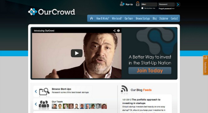 Jon Medved is using the Web to streamline and automate the startup investment process for Israeli companies.