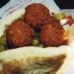 Falafel has always been a good source of protein thanks to its chickpea content. It could be even more nutritional with the new Israeli varieties. (Shutterstock.com)