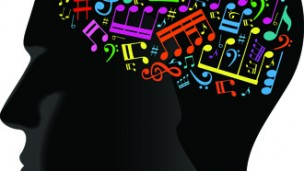 Music on the mind (Shutterstock)