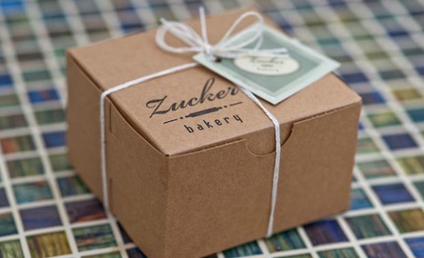 A Zucker bakery box.