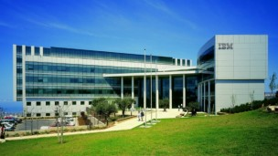 IBM Research in Haifa employs 500 people.
