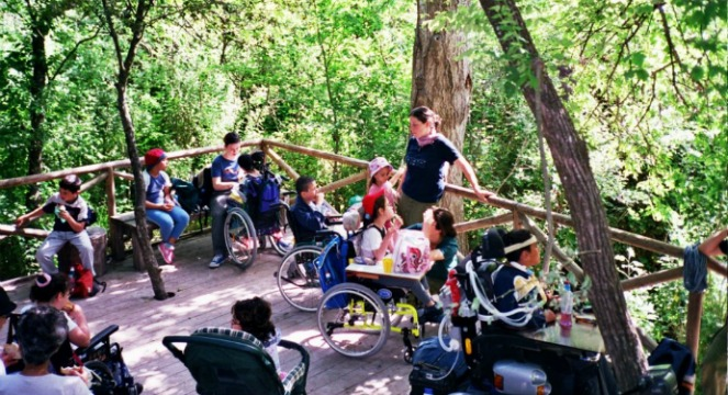 Making the great outdoors accessible to all.