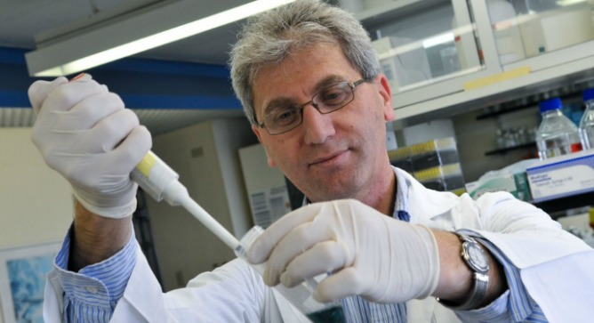 Dr. Rifaat Safadi is on a mission to find a cure for liver disease.