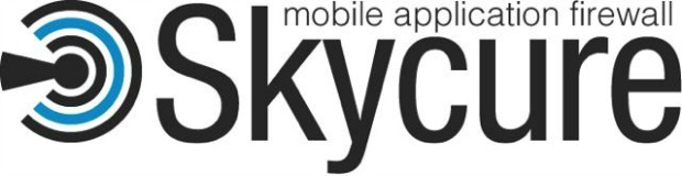 Skycure logo.