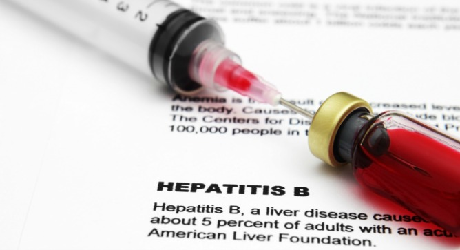 Hepatitis B is a major global health problem. Image via Shutterstock.com
