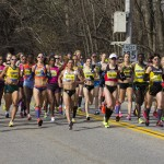 The Boston Marathon 2013 hosted 28,000 athletes from around the world. (Shutterstock.com)