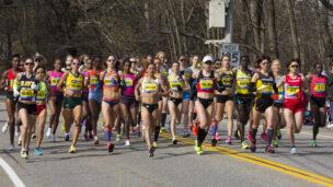 The Boston Marathon 2013 hosted 28,000 athletes from around the world. (Shutterstock.com)