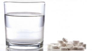 Drug residues seeping into drinking water could cause health problems. Image by Shutterstock.com