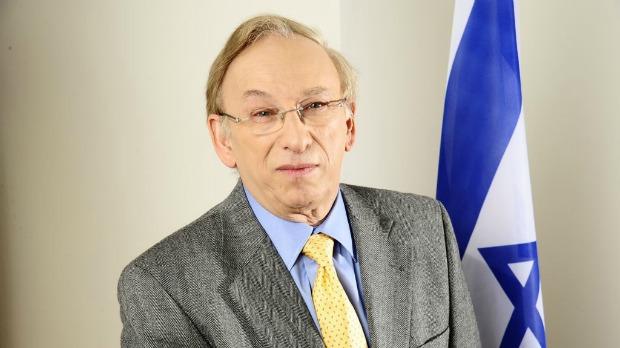 Hadassah Academic College President Bertold Fridlender is an accomplished botanical researcher.