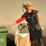 Bonna Devora Haberman onstage.