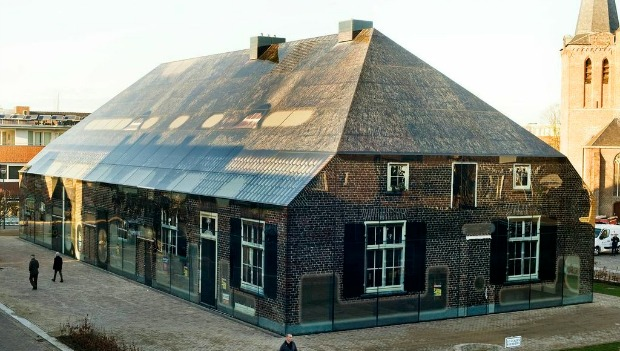 The Glass Farm in Holland.