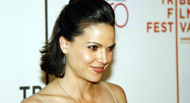 Lana Parrilla. Image via Shutterstock.