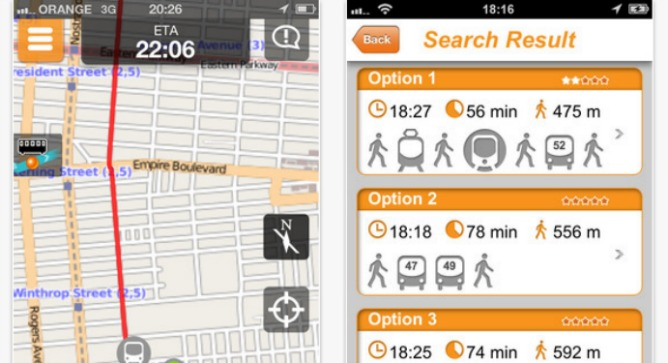 Taking public transport? Israel's Moovit app gets you there
