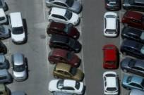 parking lot Tel Aviv