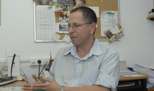 Dr. Shlomo Vinker, lead researcher.