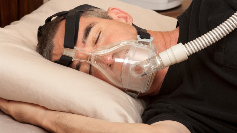 Israeli scientists say there's an upside to sleep apnea. (Shutterstock.com)