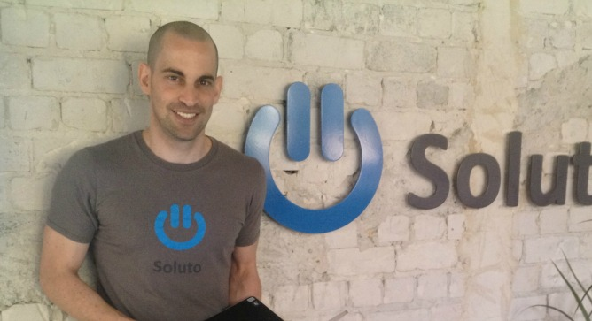 "Tomer Dvir, CEO of Soluto: ""The ones who make it are owners of businesses and assets; the others are employees."""
