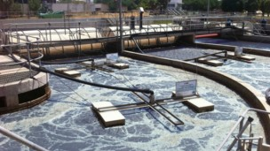 Mapal's technology cleans up British wastewater.