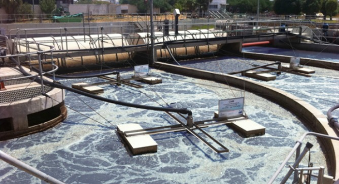 A Windfall For Israel S Waterfall Sewage Treatment Firm
