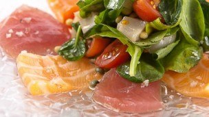 Deca takes elite French cuisine and infuses it with today's Mediterranean flavors.